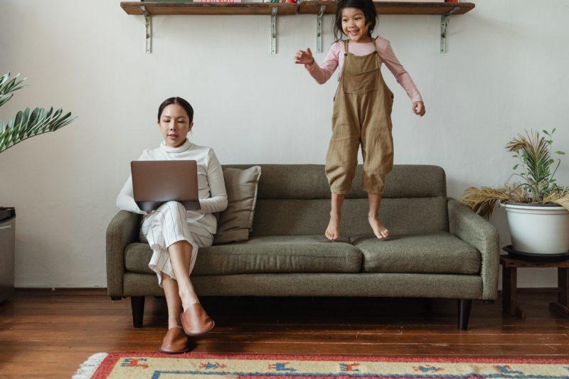 Lavorare e vivere da casa